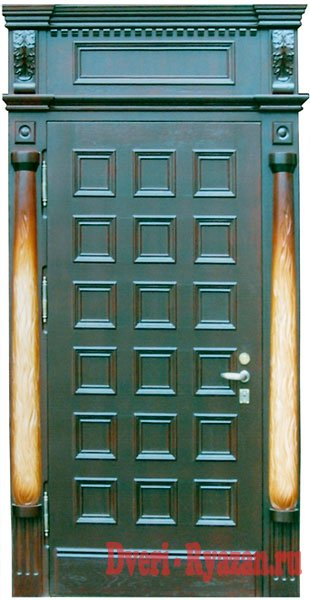железные двери в чехове 9000 руб